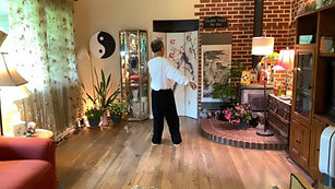 Knees on the Ground; July 3, 2021 Saturday Qigong with Master Ting