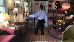 Expanding and the Internal Line; July 11, 2020 Saturday Qigong