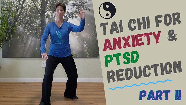 Tai Chi for Stress Reduction
