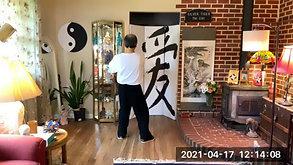 Lesson 24 Tai Chi April 17, 2021