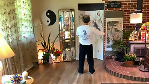Doorknobs; Saturday Qigong with Master Ting July 18, 2021