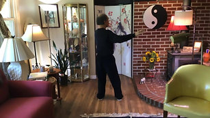 Positioning of the Ankle; July 18, 2020 Satruday Wuji Qigong with Master Ting ankles