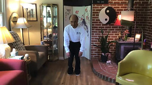 Expansion & Center Line; July 4, 2020 Saturday Qigong Center Line