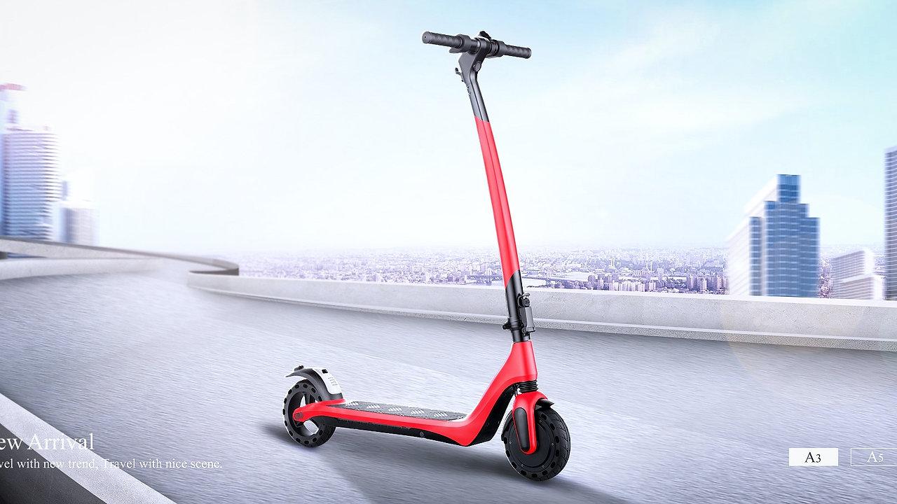 Electric Scooter Joyor A3 & A5 New Models
