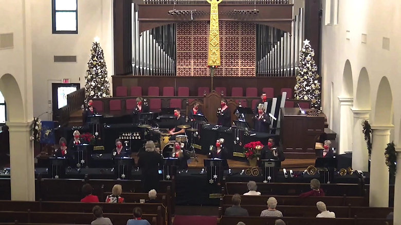 Suncoast Bronze Ringers 2020 Christmas Concert Videos