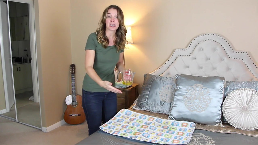Diaper Mat Review