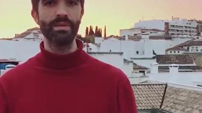 Le petit mot de Ruben Molina pour l'Atelier des Hommes Leaders