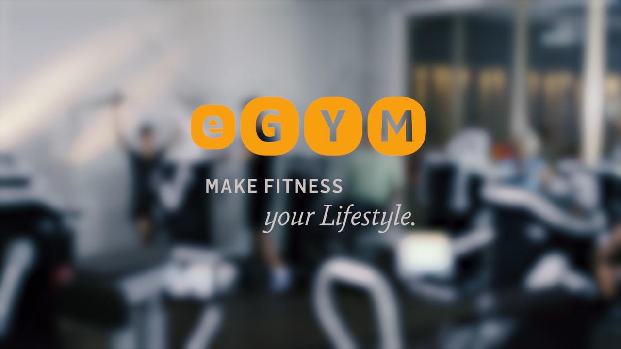 eGym - Das vernetzte Studioerlebnis