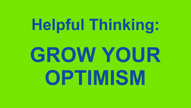 12 Grow your optimism