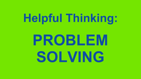 10 Problem solving