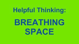13 Breathing Space