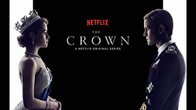 THE CROWN - NETFLIX TV SERIES