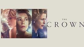 THE CROWN - NETFLIX TV SERIES