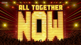 ALL TOGETHER NOW - BBC TV SERIES