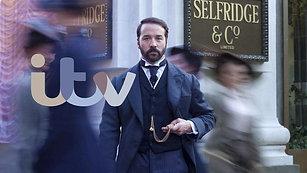 MR SELFRIDGE - ITV TV SERIES