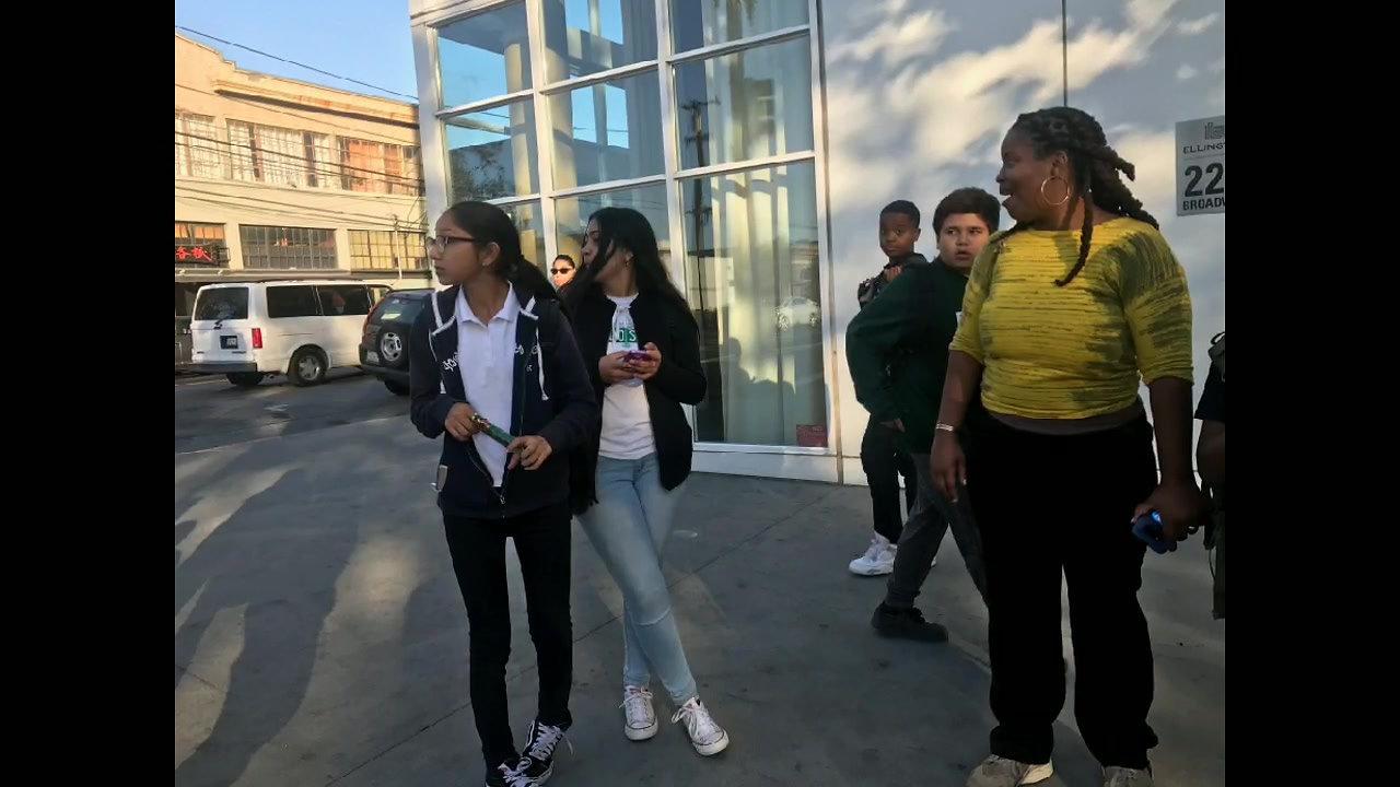 UYA Citizen Schools Fall Apprenticeship 2018
