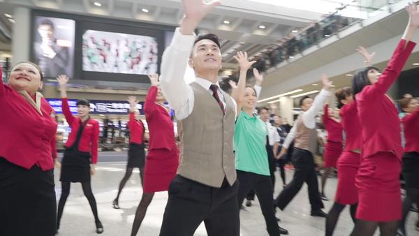 HKIA_20th Flashmob
