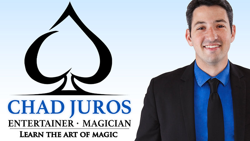 Learn Magic with Magician Chad Juros