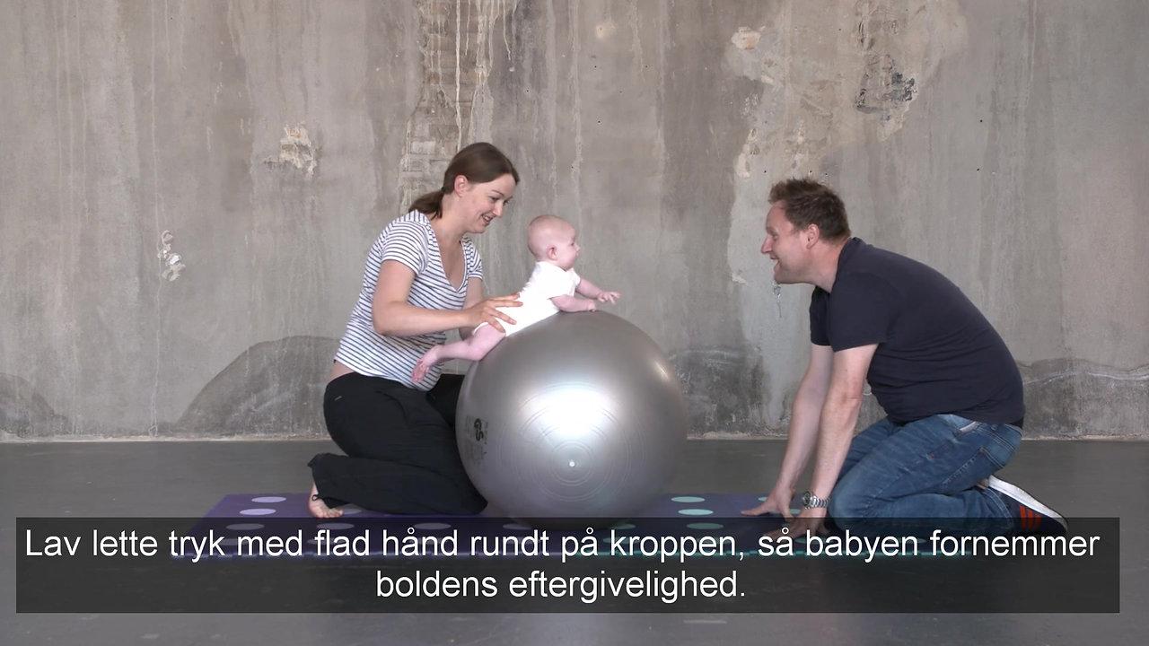BabyGym instruktionsvideoer