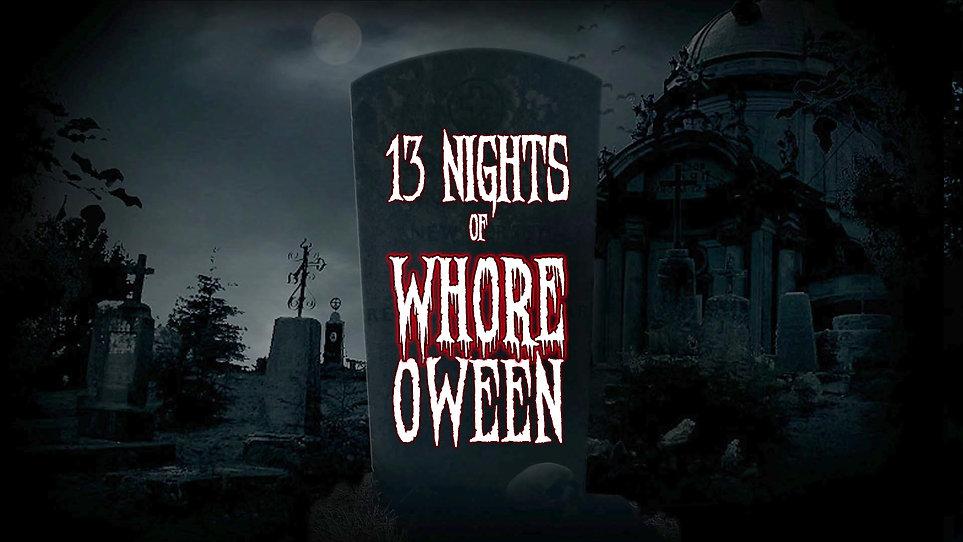 Whoreoween Promo V3