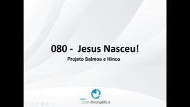 Salmos e hinos 080