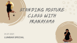 Standing Postures Full Class from 01.07.2021