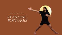 MASTER CLASS. STANDING POSTURES. 03.06.2021
