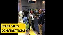 Trade Show Robots