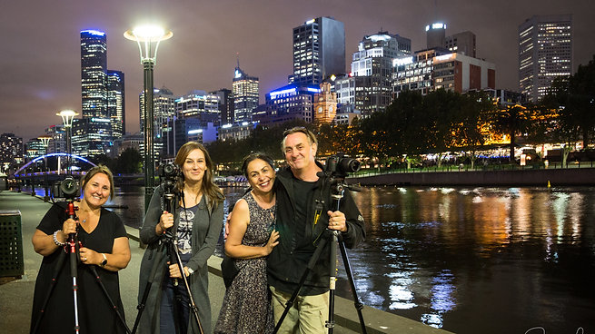 What students are saying about the Melbourne at Twilight Workshop