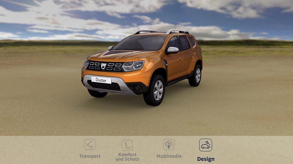 überführungskosten Dacia