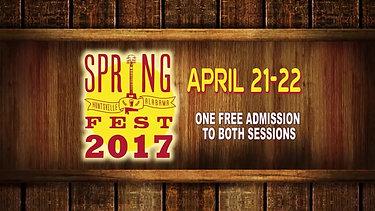 Brew Card Spring 2017