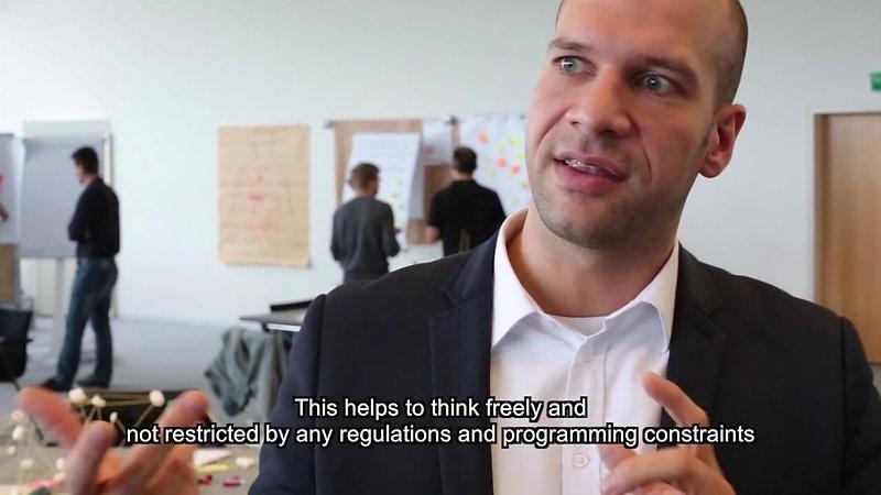 Design Thinking Professional Education - SAP (english subtitles)