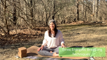 3 Energetic Breathing