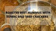 Namaste Cafe Episode 2_Roasted Hummus