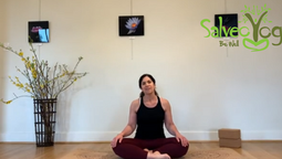 Stress Reduction Yoga Class