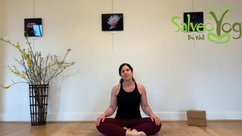 Salveo Plus Yoga Classes (Free)