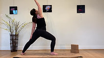 Yoga poses to boost your energy