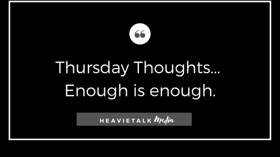 Thursday Thoughts