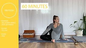 Yin Yoga Chakra Series - Solar Plexus Chakra