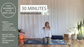 Beginners Yoga with Chloe - Wrist Warm-up