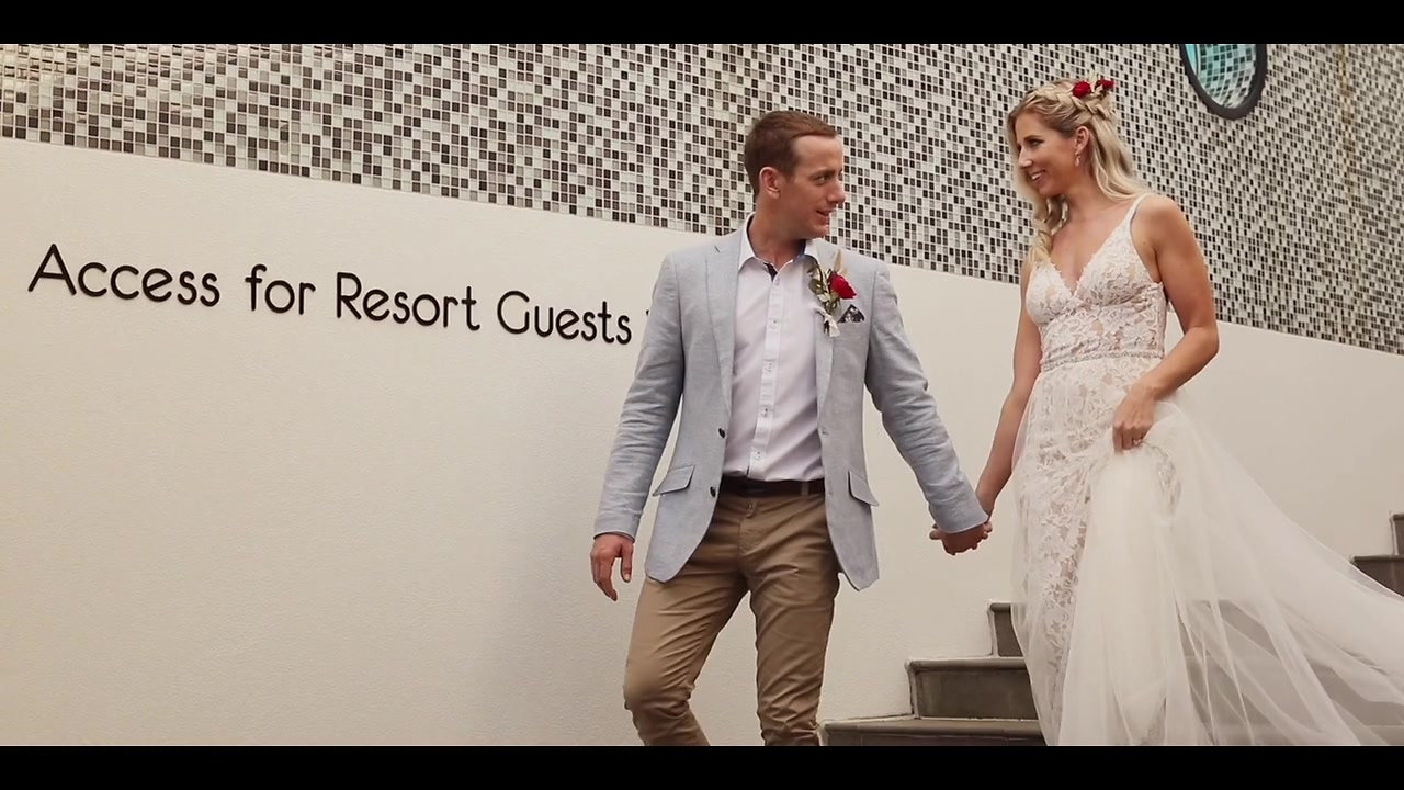 Elope to Sunshine Coast - Intimate weddings and elopements