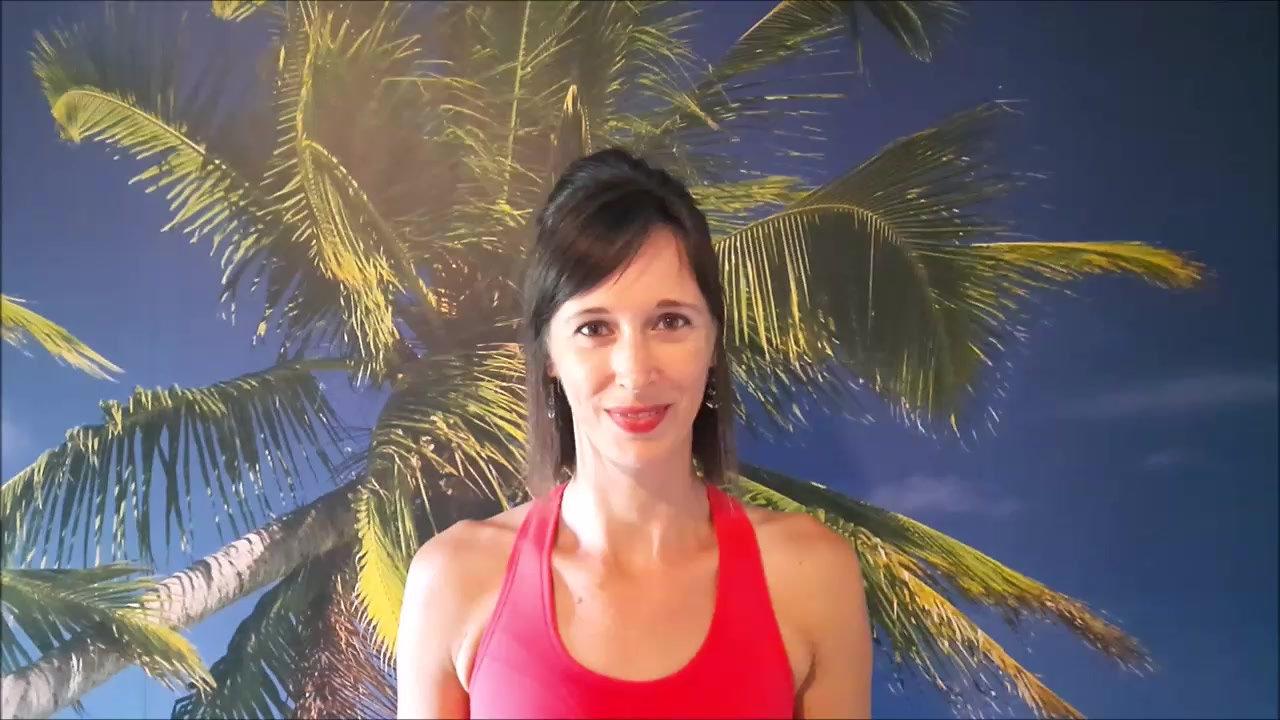Cynthia St-Amand - votre coach motivante!