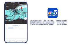 NBC Chicago Weather App