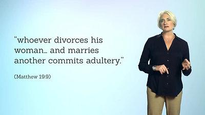 Matthew 19:4-6 ~ Divorce: Lets be really Honest