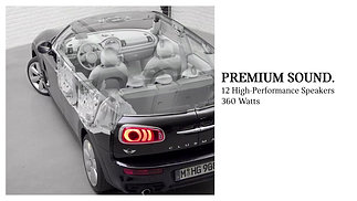 M&C SAATCHI. GAD- MINI CLUBMAN HARMAN KARDON