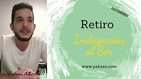 Testimonio Albert Gimenez