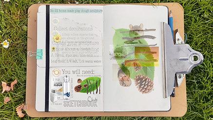 No 21 nature sculpture