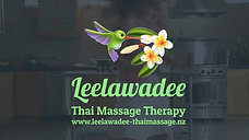 Leelawadee Thai Massage $59 Special