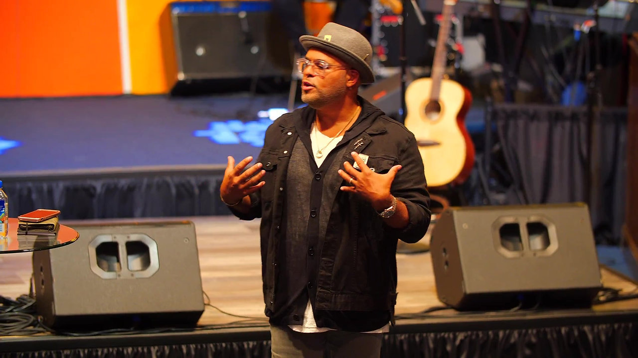 Israel Houghton Session_Finale Renewal