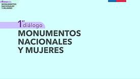 Monumentos Nacionales y Mujeres